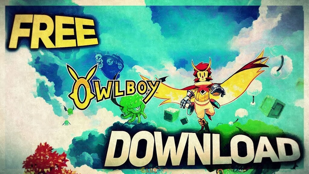 Owlboy PC Game Latest Season Free Download