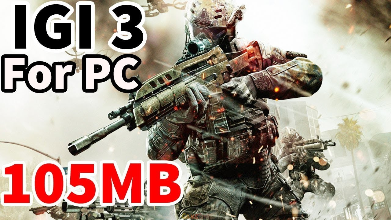 Project IGI 3 PC Download Complete Game Now
