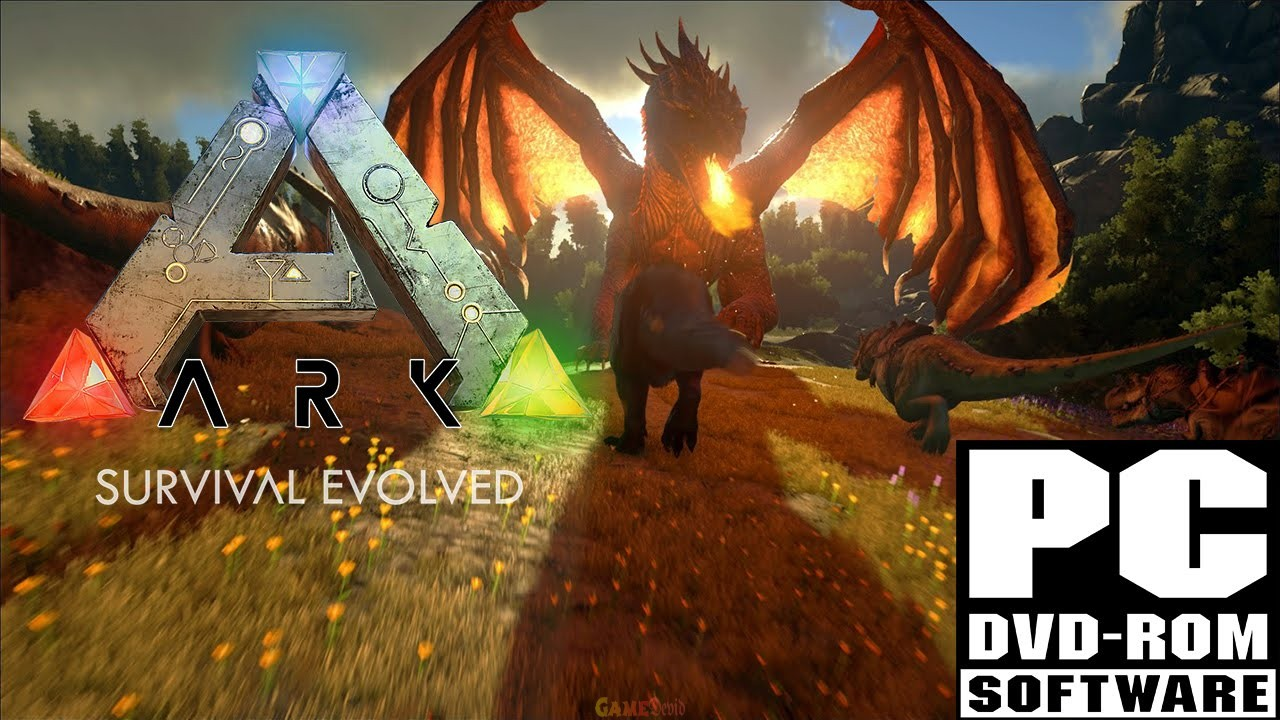 Ark Survival Evolved Latest PC Edition Download Free