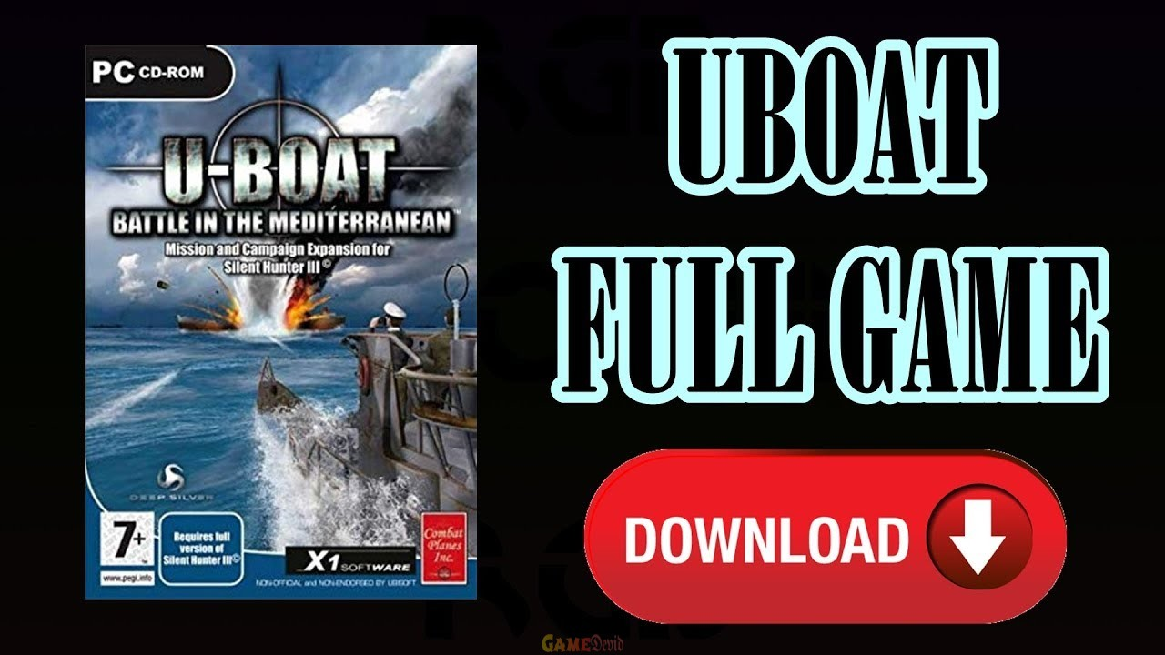 UBOAT Official PS Game Free Download Here