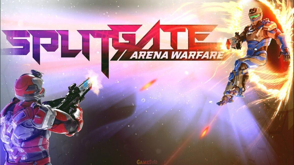 Splitgate PC Complete Version Download Free