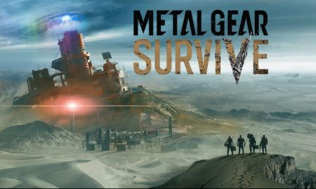 Metal Gear Survive Complete XBOX Game Free Download