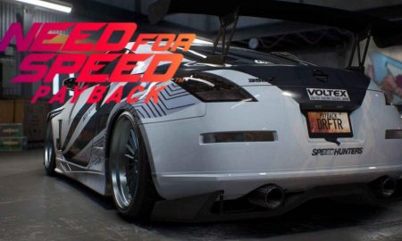 Need For Speed Payback PC Game Latest Version Free Download