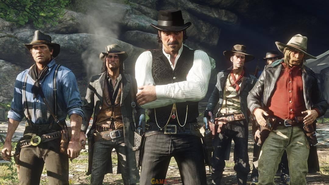Red Dead Redemption 2 PC Game Latest Version Fast Download