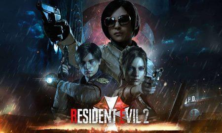Resident Evil 2 Remake PC Game New Setup Fast Download