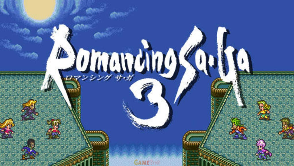 Romancing SaGa 3 Latest XBOX Game Free Download Here