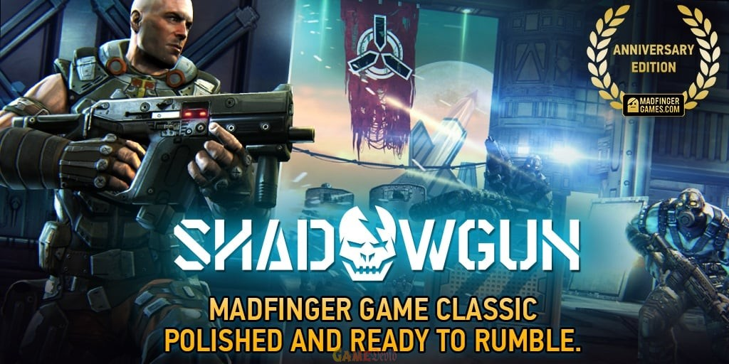 SHADOWGUN Latest Android Game Free Download