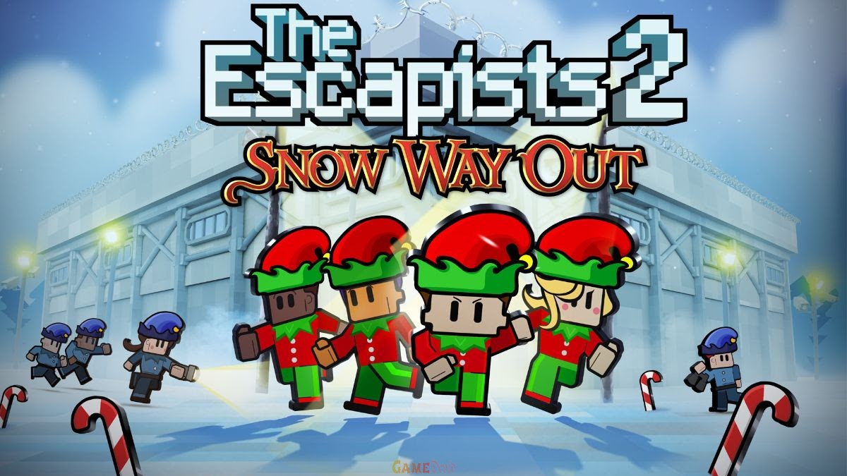 The Escapists 2 Official PC Game Download Now