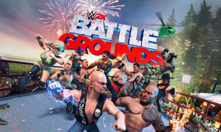 WWE 2K Battlegrounds PC Game Download Complete Version Now