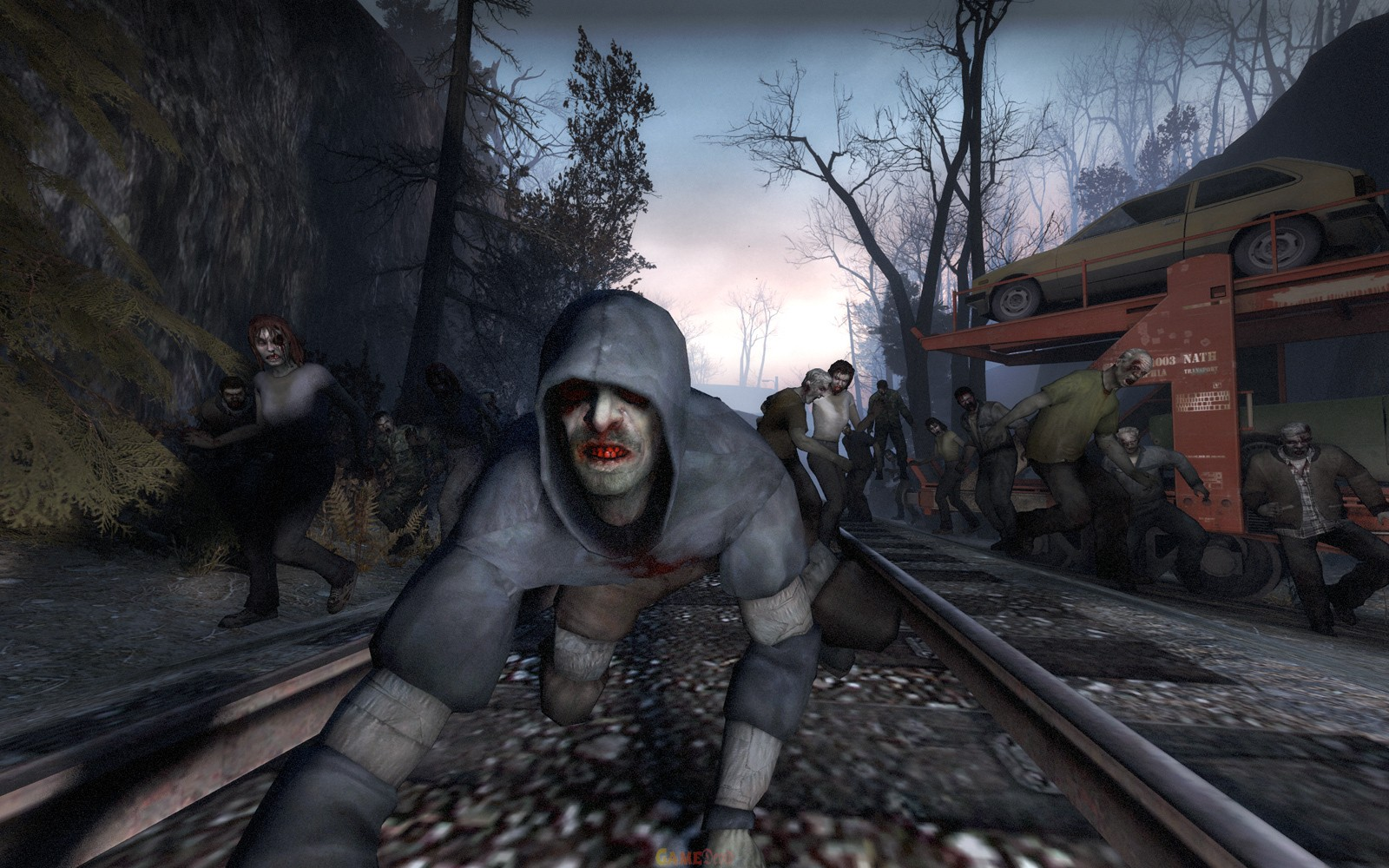 Left 4 Dead Mobile Android Game APK Free Download