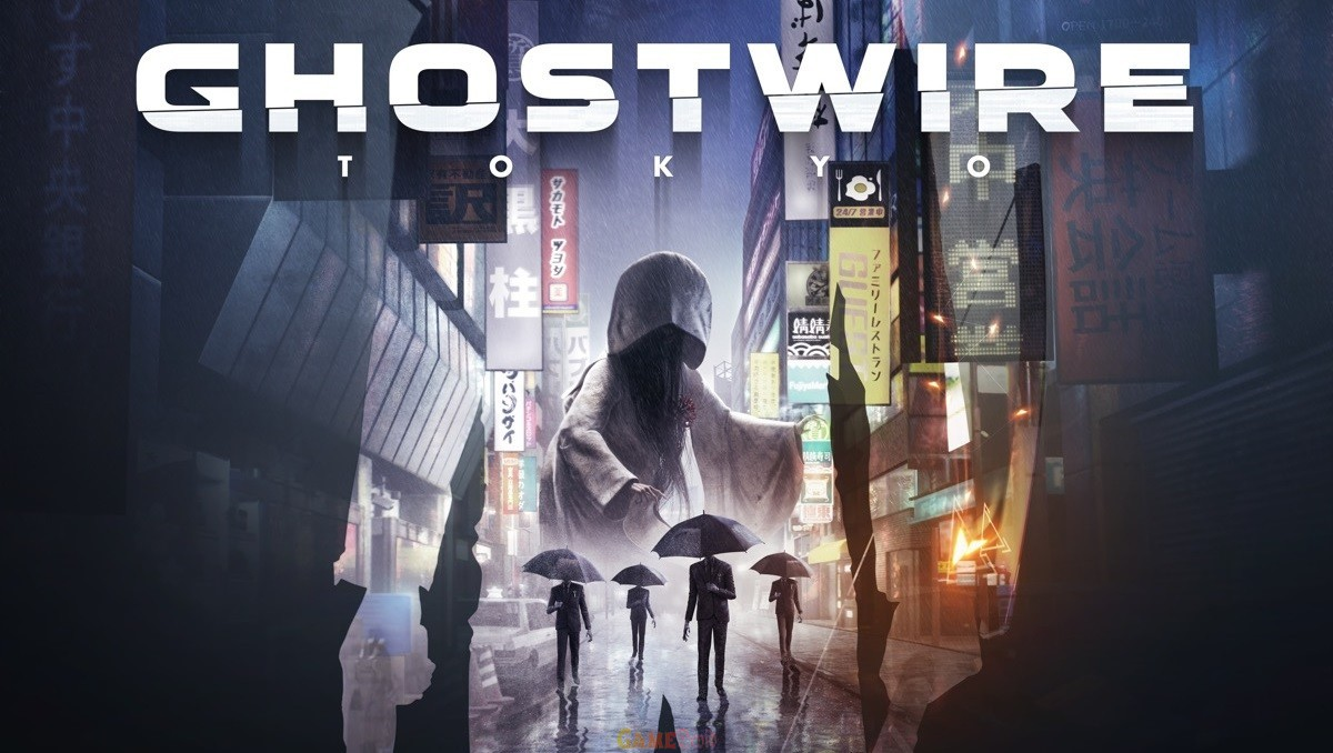 Ghostwire: Tokyo XBOX One New Game Full Setup Download