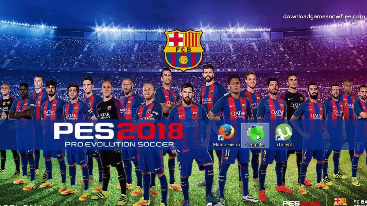 Download Pro Evolution Soccer / PES 2018 Mobile Android APK Files