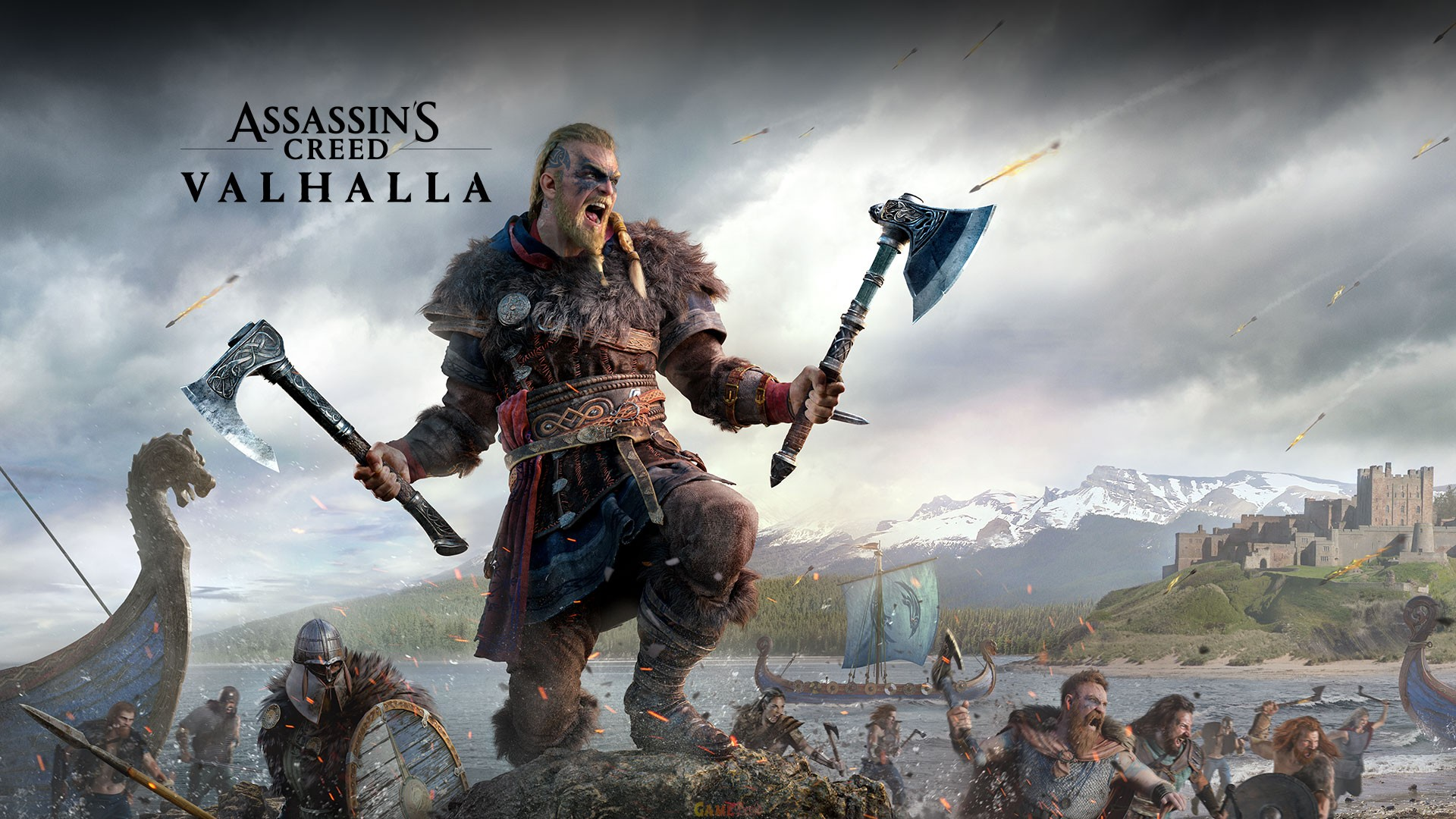 Assassin's Creed Valhalla PS4 Game Version Download Now