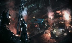 The Batman Arkham Knight Official iOS Game Download Now