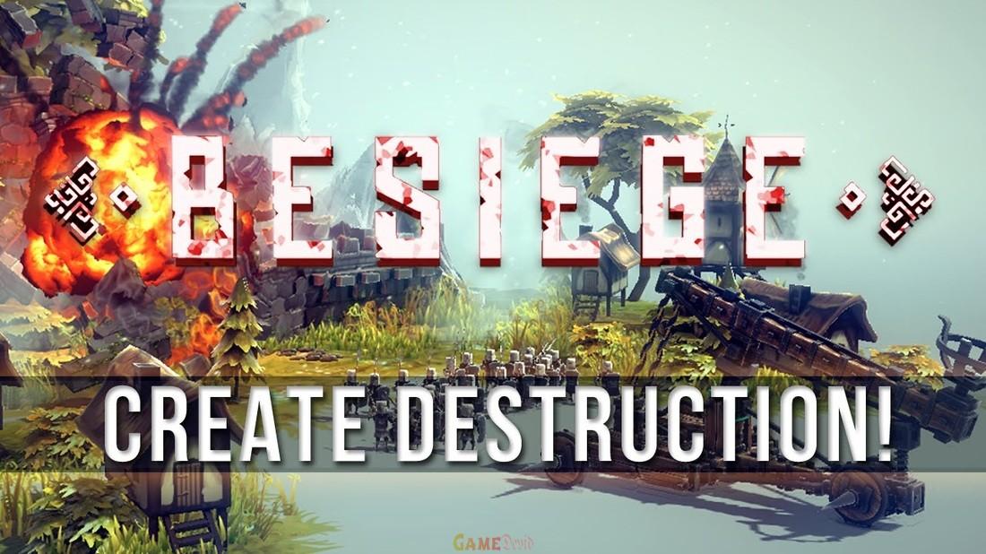 Download Besiege iOS Game Version Premium Edition