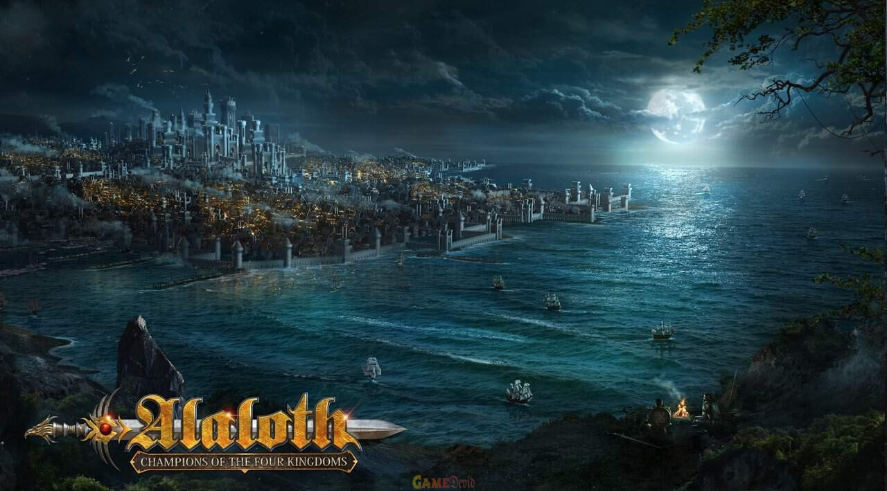 Alaloth: Champions of the Four Kingdoms PS4 Game Version Download Now