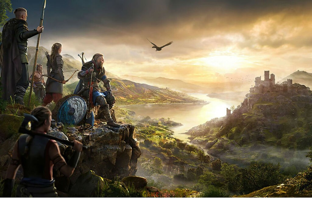 Assassin's Creed Valhalla Download XBOX One Game Free