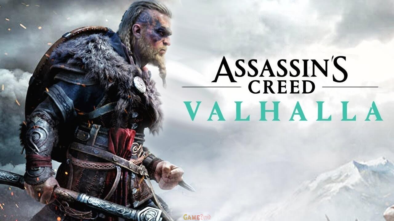 Assassin's Creed Valhalla Official PC Game Latest Edition Download