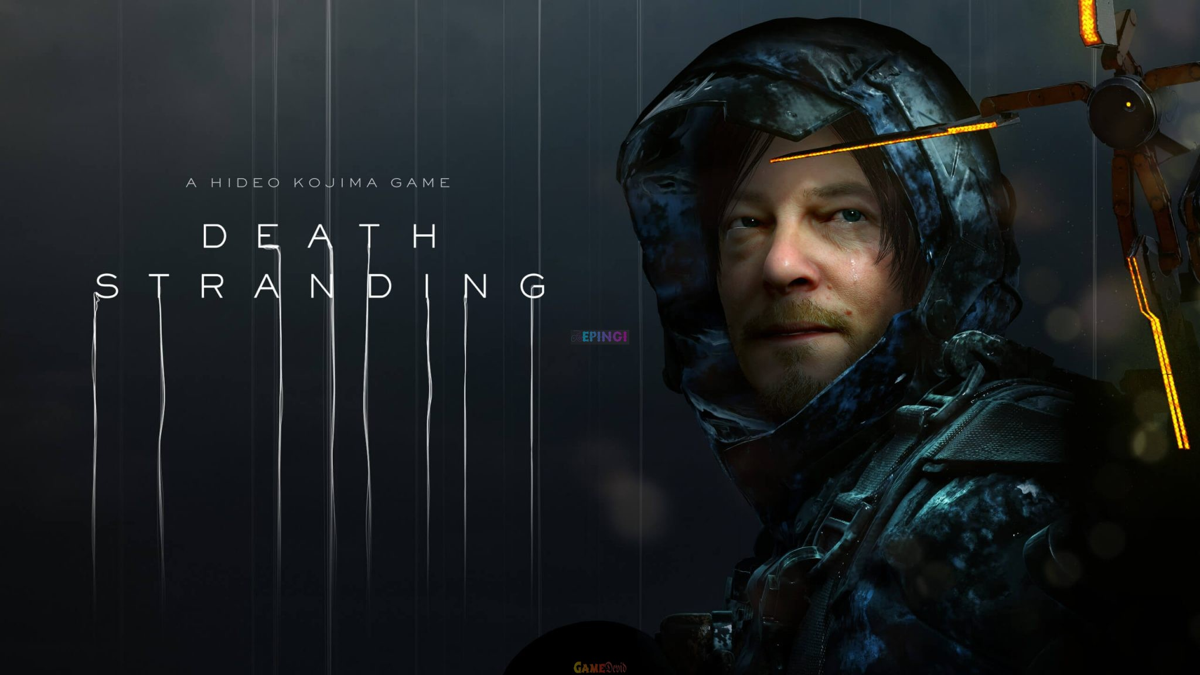 Death Stranding 2020 XBOX Game Version Free Download