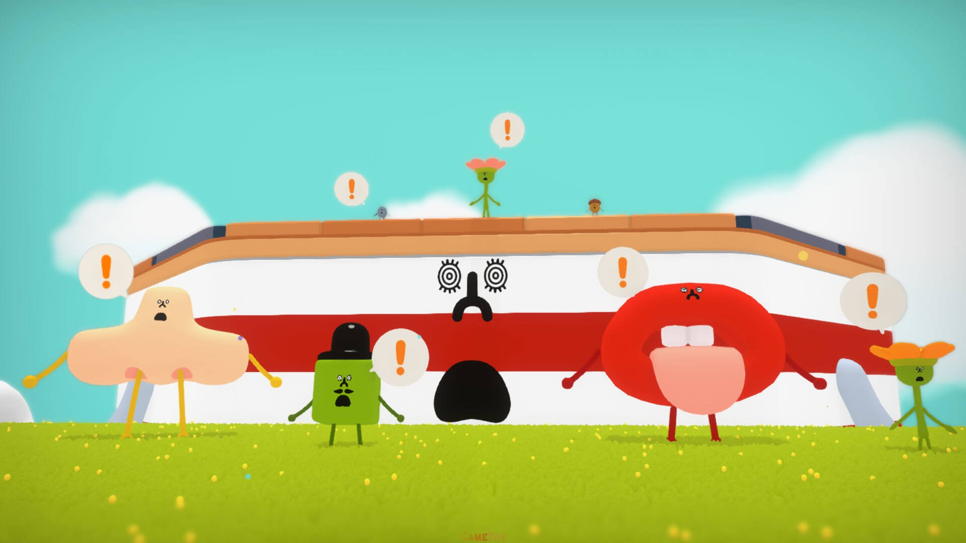 Wattam Android Mobile Game Full Download