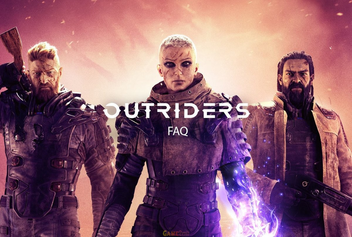Outriders Download PS5 2020 Latest Game Free