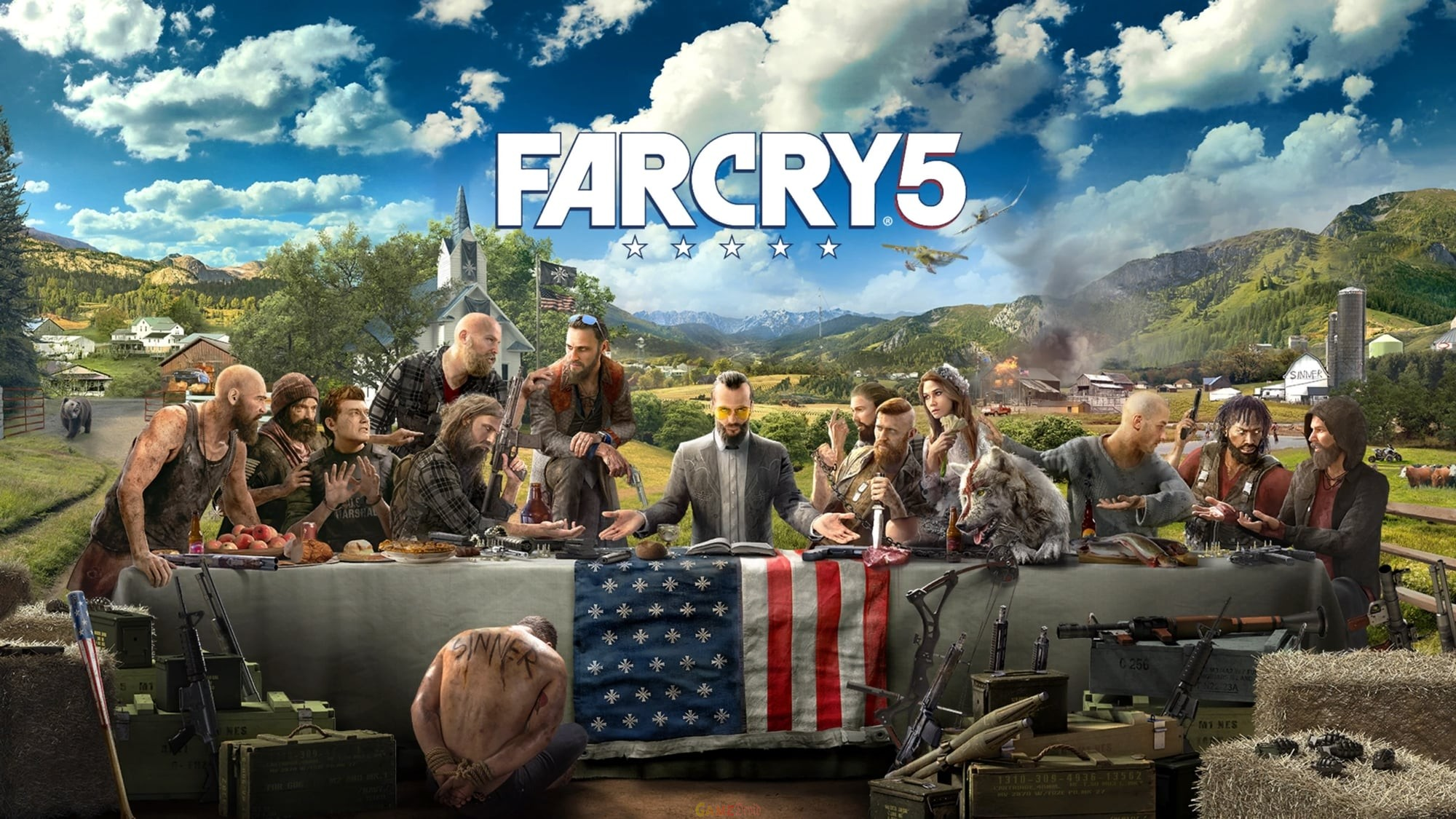 FAR CRY 5 Mobile Android Game Version APK Download