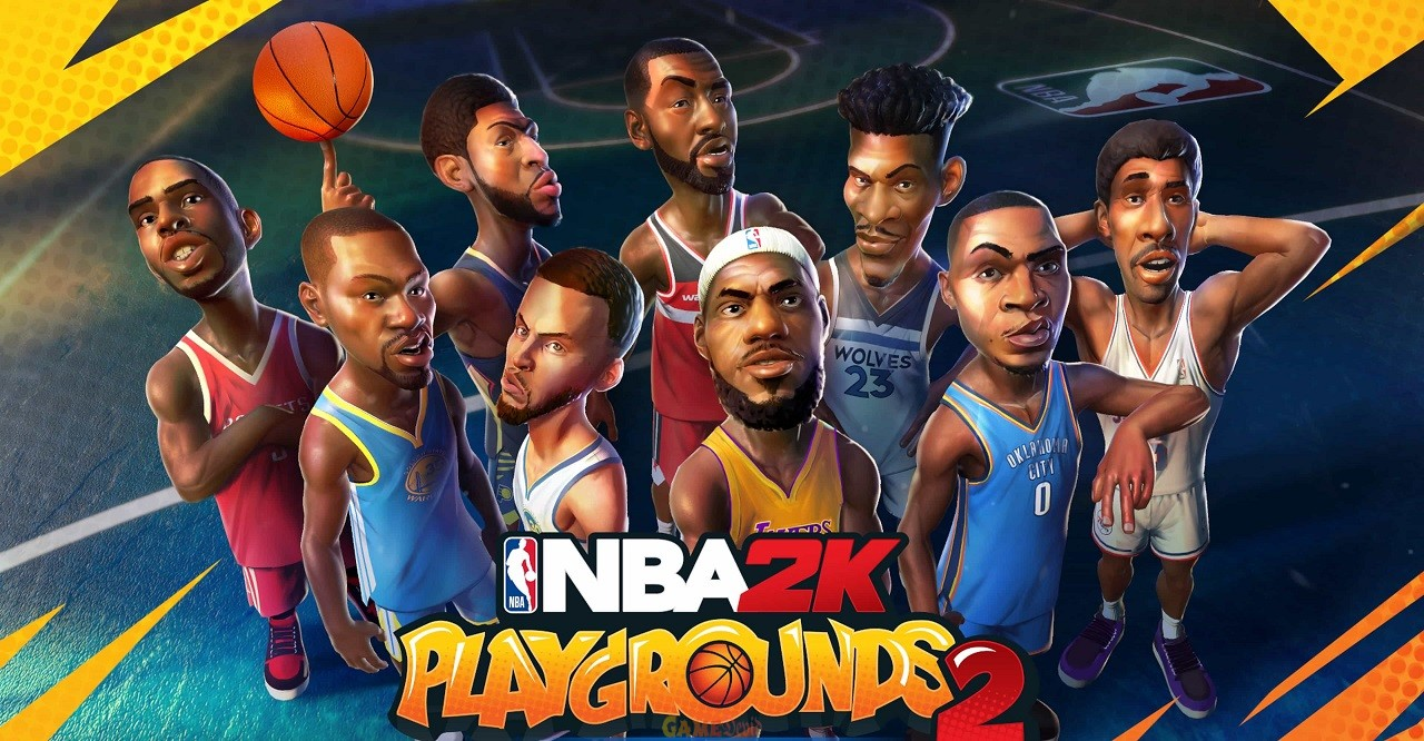 NBA 2k Playgrounds 2 PC Cracked Game Full Download