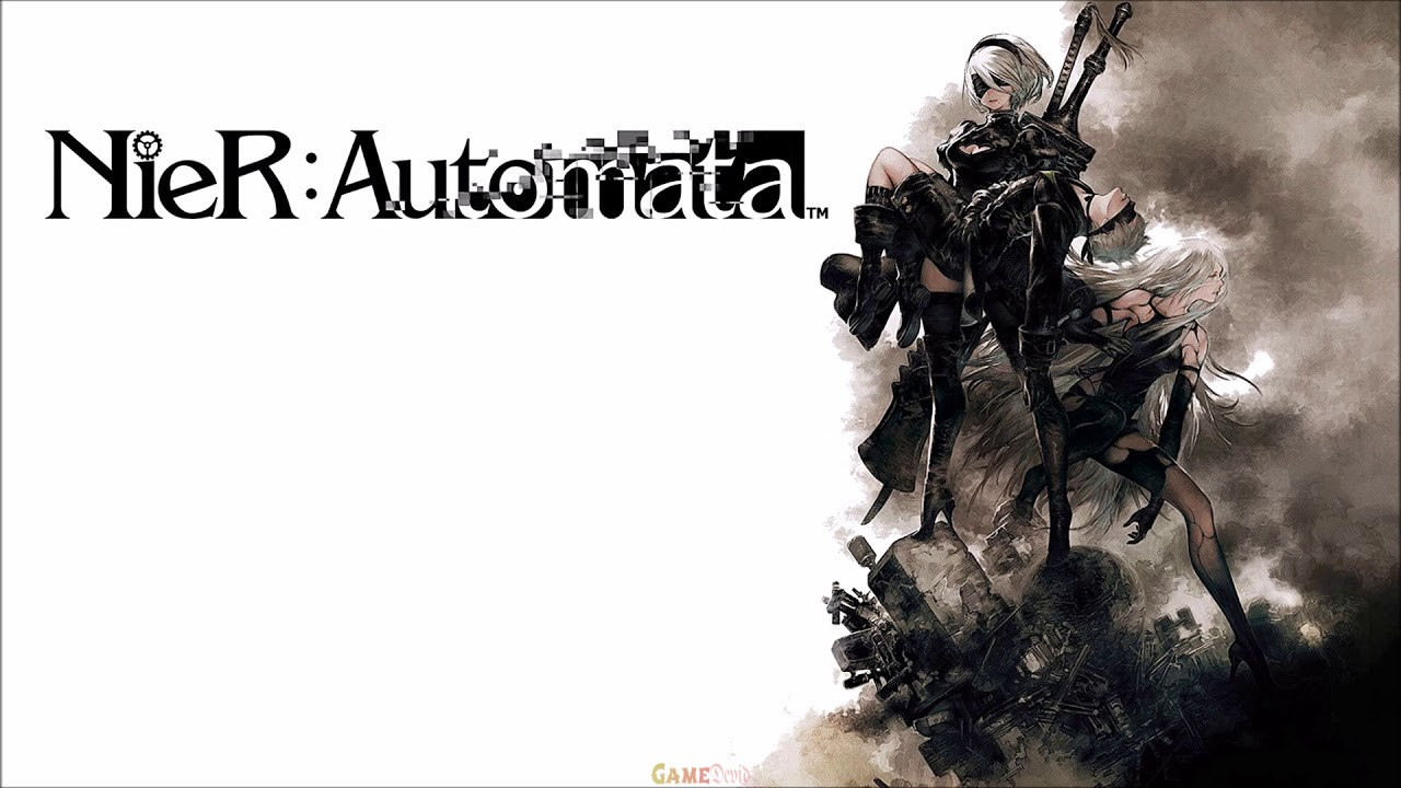 Nier Automata Official PC Game Download Now