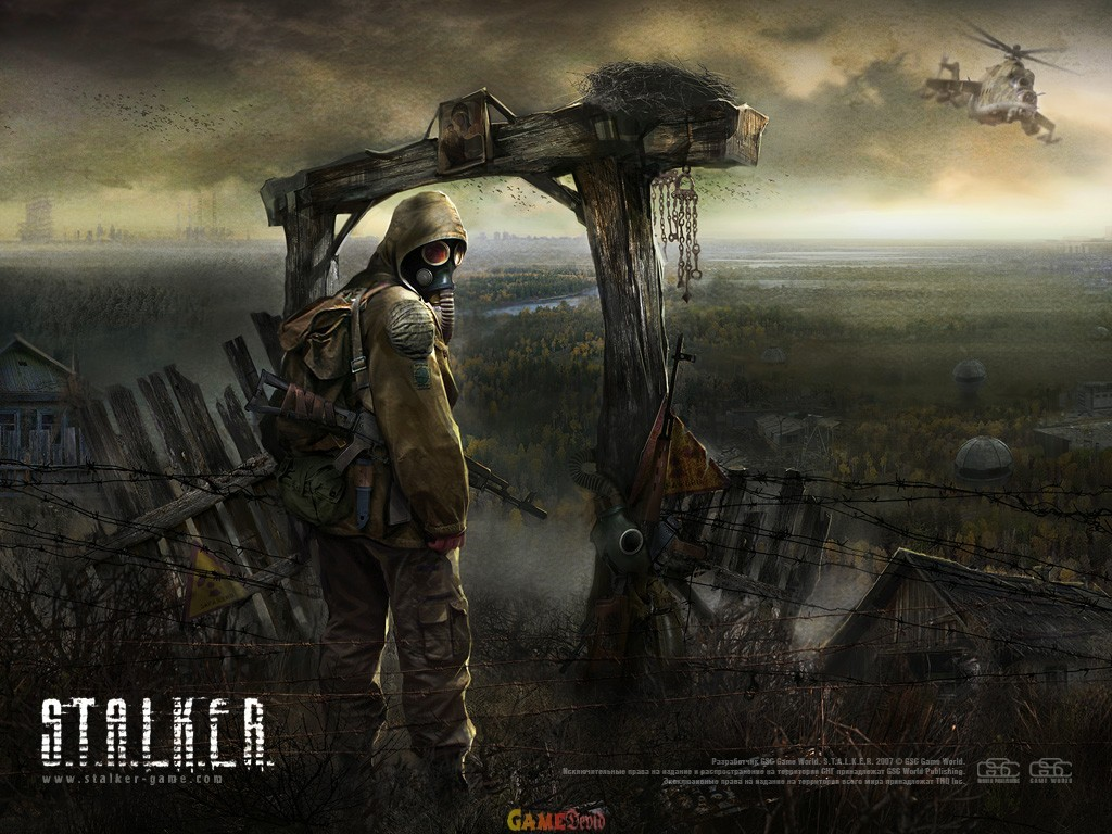 S.T.A.L.K.E.R. 2 iPhone iOS Games Version Download Now