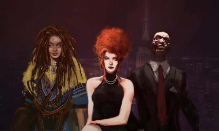 Vampire: The Masquerade - Coteries of New York Download PS4 Full Setup Game