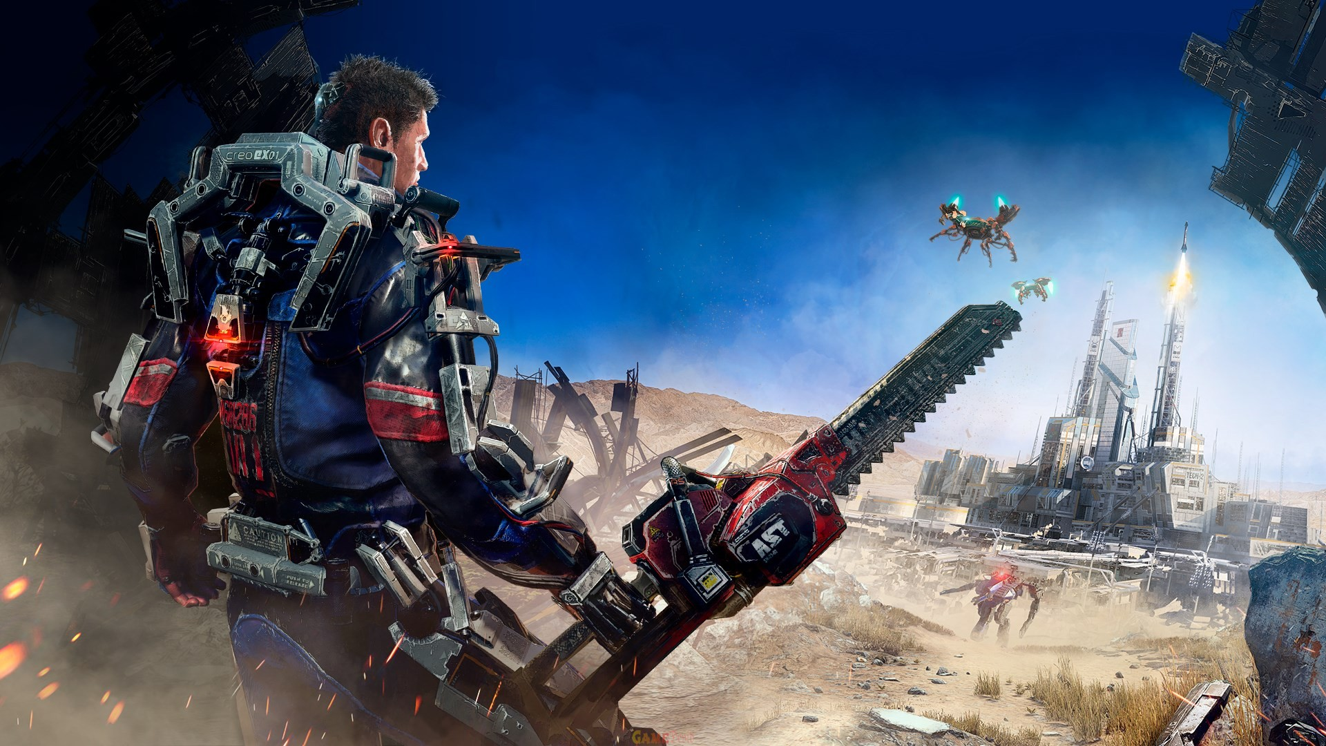 The Surge 2 Android Game Mobile Download Here