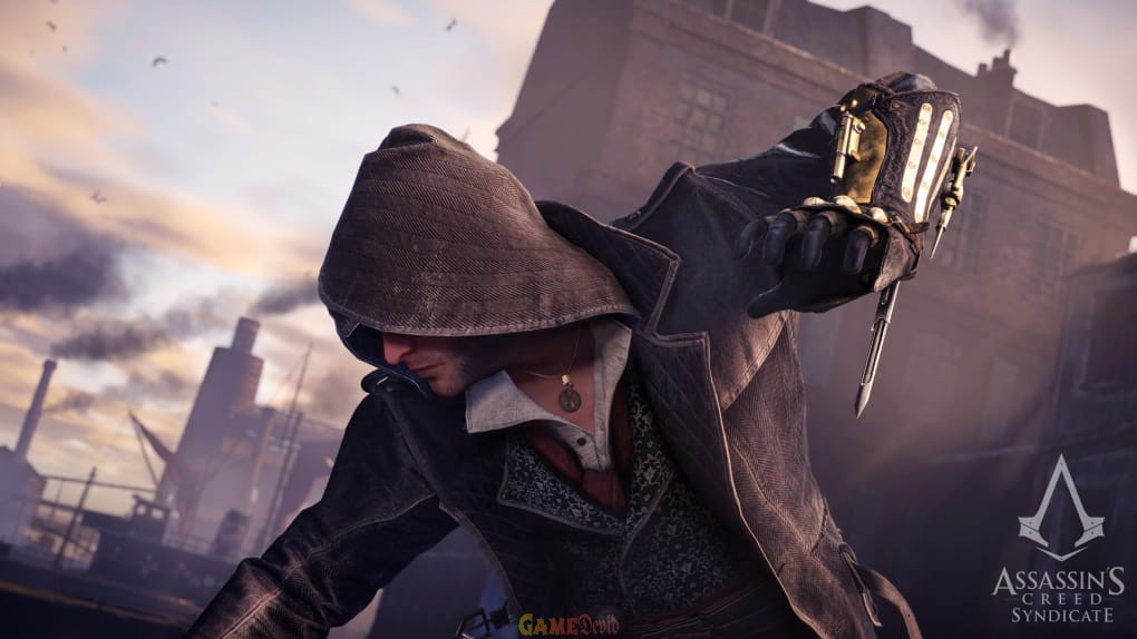 Assassin's Creed: Syndicate iPhone iOS Game Free Download