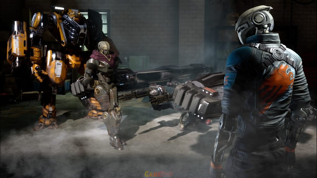 Official Disintegration PC Game Updated Version Full Download