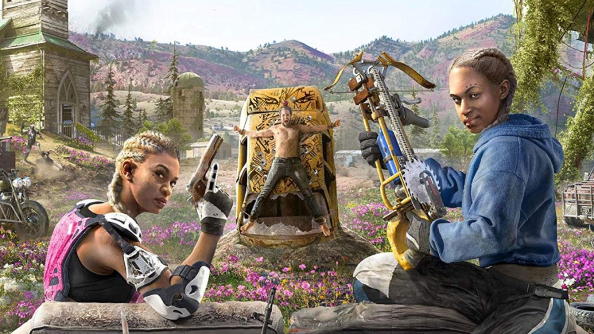 Far Cry New Dawn Xbox Game Version Download Now