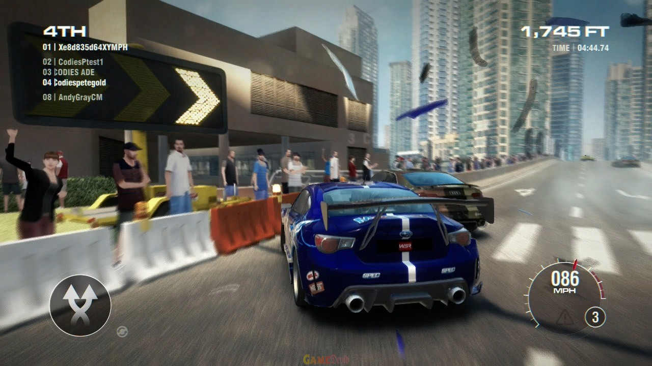GRID Android Game Version Full Trusted Download