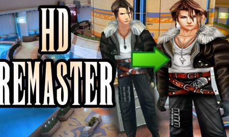 Official Final Fantasy VIII Remastered PC Game Update Version Download