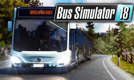 Download Bus Simulator 18 PC Game Latest Cracked Edition Free