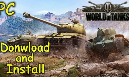 Official World of Tanks PC Game Latest Version Full Download