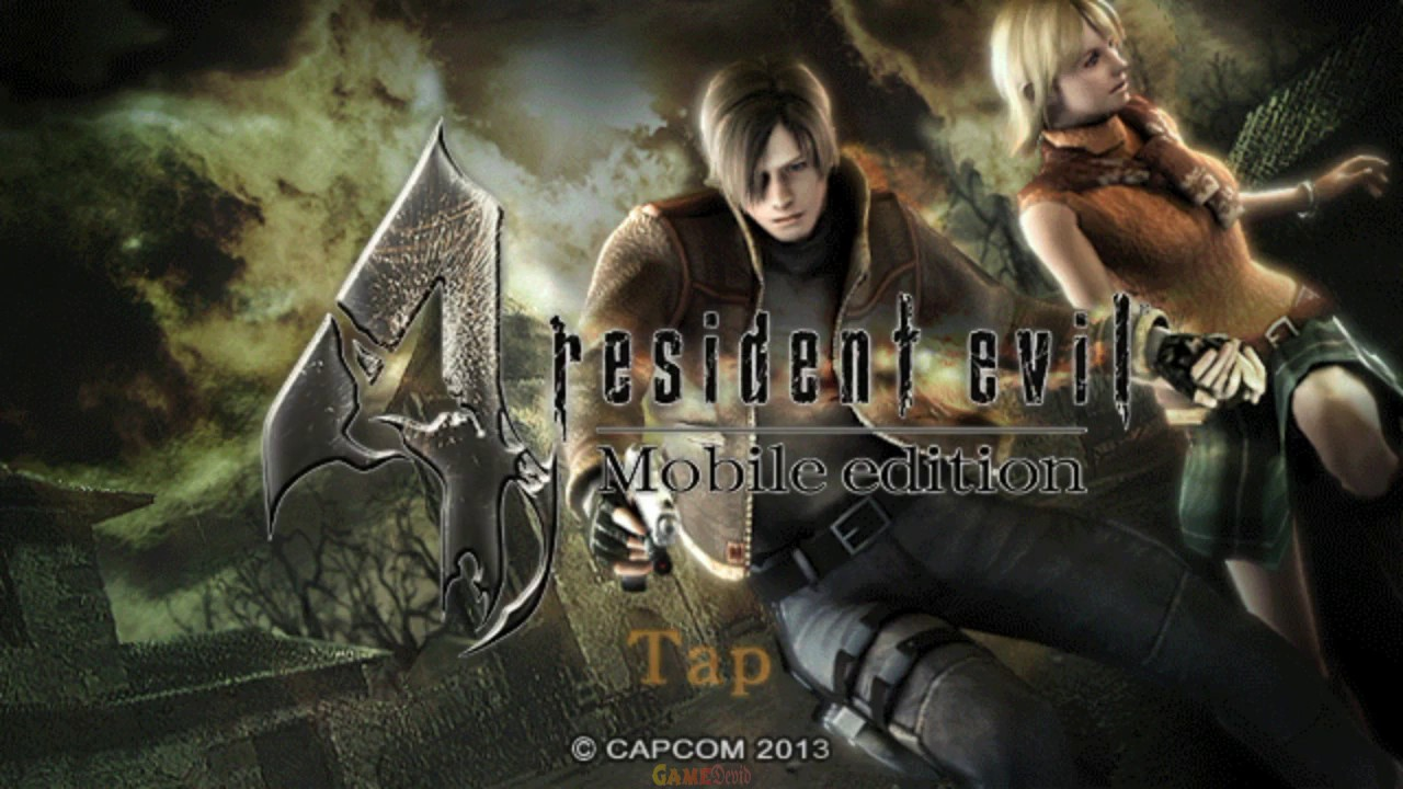 RESIDENT EVIL 4 Official XBOX Game Full Download