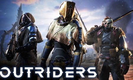 Outriders Official PC Game Complete Free Download