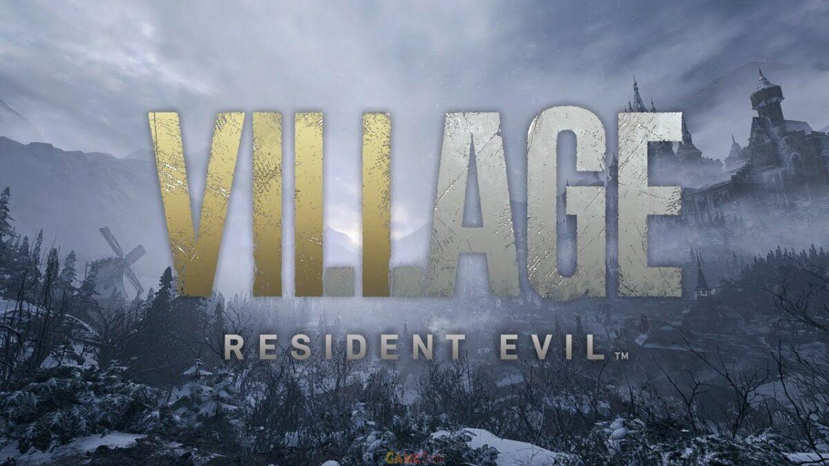 Resident Evil Village Cracked PC Game Full Download