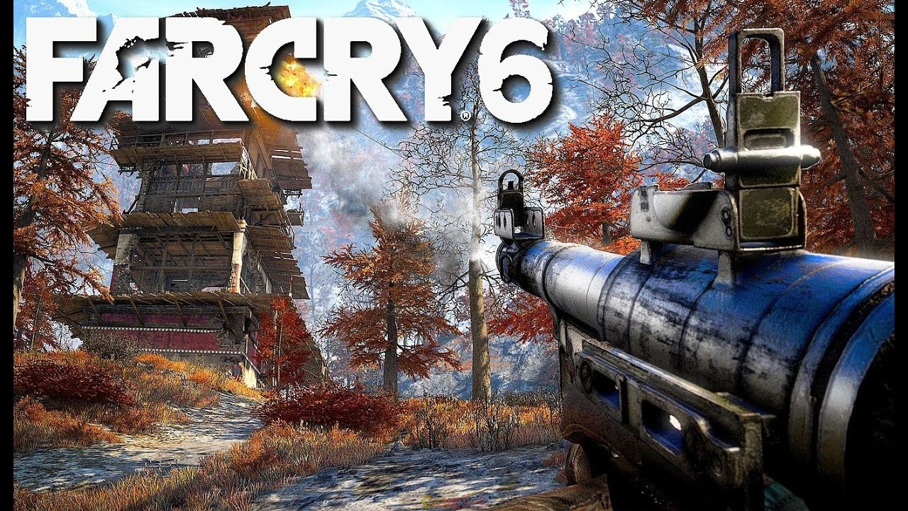 Official Far Cry 6 HD PC Game Latest Edition Download