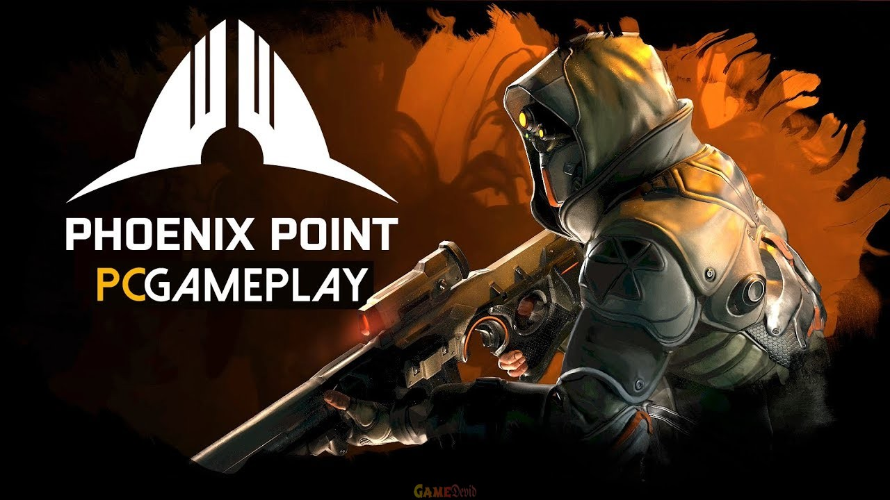 Official Phoenix Point PC Game Latest Edition Free Download