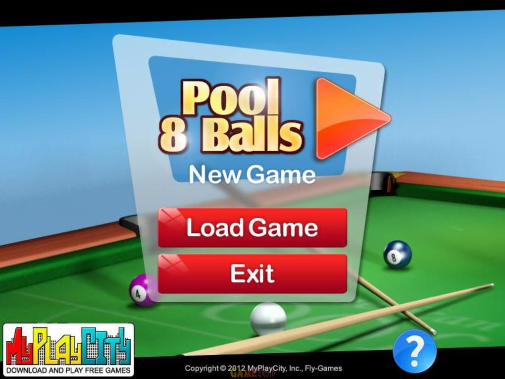 This is 8 Ball Pool PC Game HD Version Download