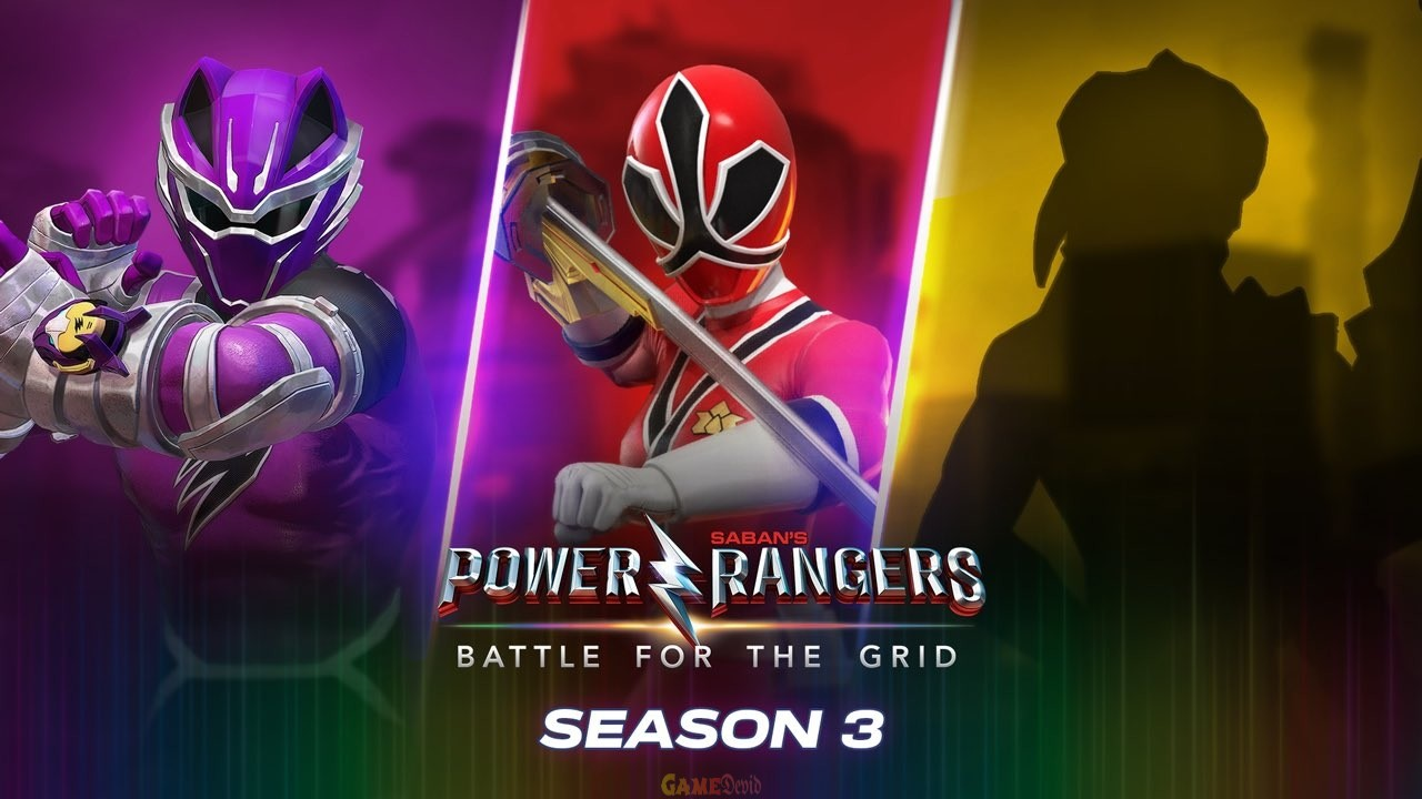 Power Rangers: Battle for the Grid Official PC Game Latest Version Download