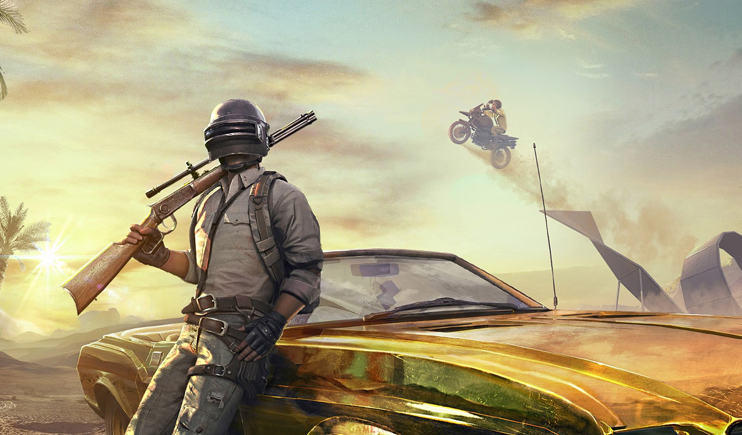Download PUBG MOBILE PlayStation 4 Free Game Premium Edition