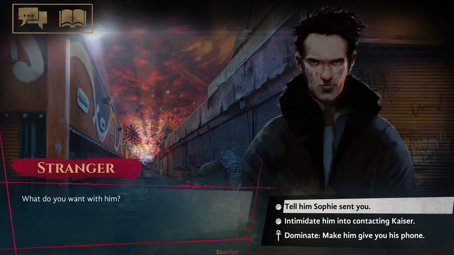 Vampire: The Masquerade - Coteries of New York Android Game Version Download