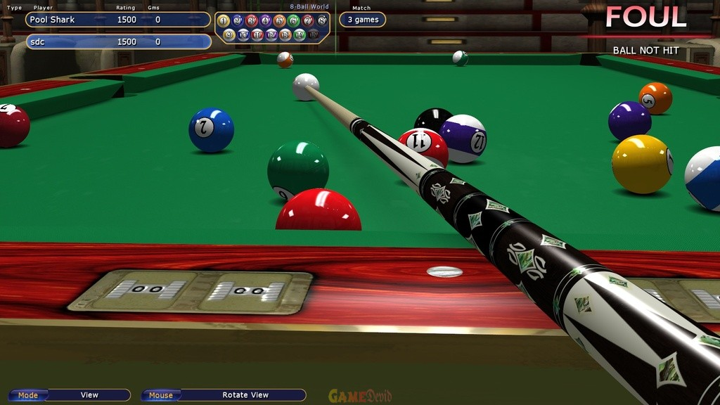 8 Ball Pool Mobile Android Game Version APK Download
