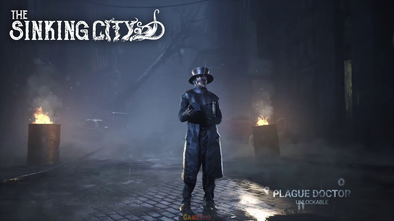 The Sinking City Mobile Android Game Free APK Download