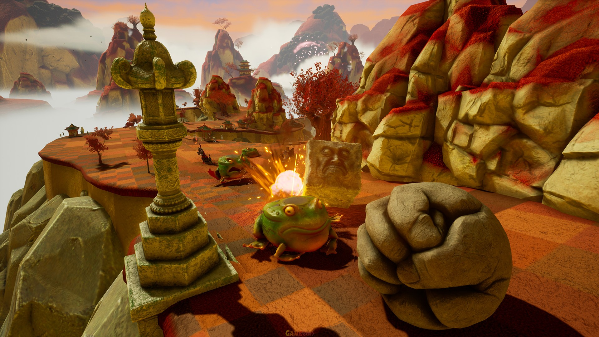 Rock of Ages III: Make & Break Mobile Android Game APK Download